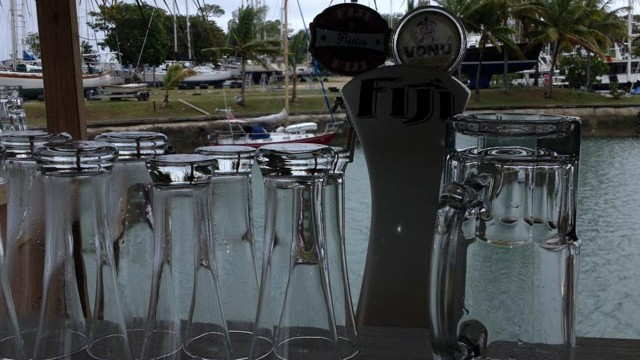 Tales from the boatyard