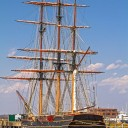 Join me aboard this tall ship for Writers@Sea
